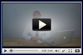 Présentation du Phosphénisme en vidéo