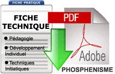 Fiche technique Gatuite sur la pratique du Phosphénisme