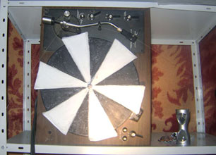 An old turntable can be used to awaken Kundalini